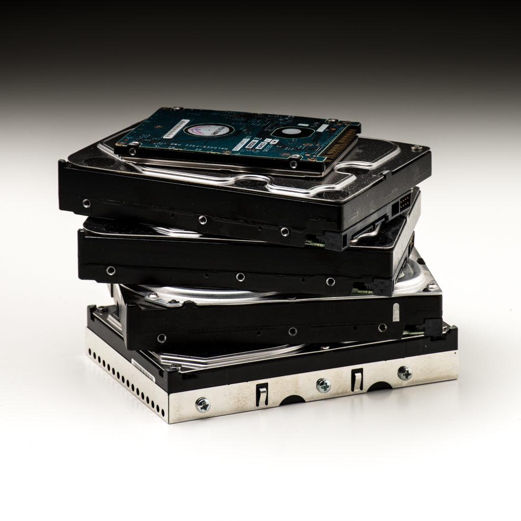 Festplatten NAS