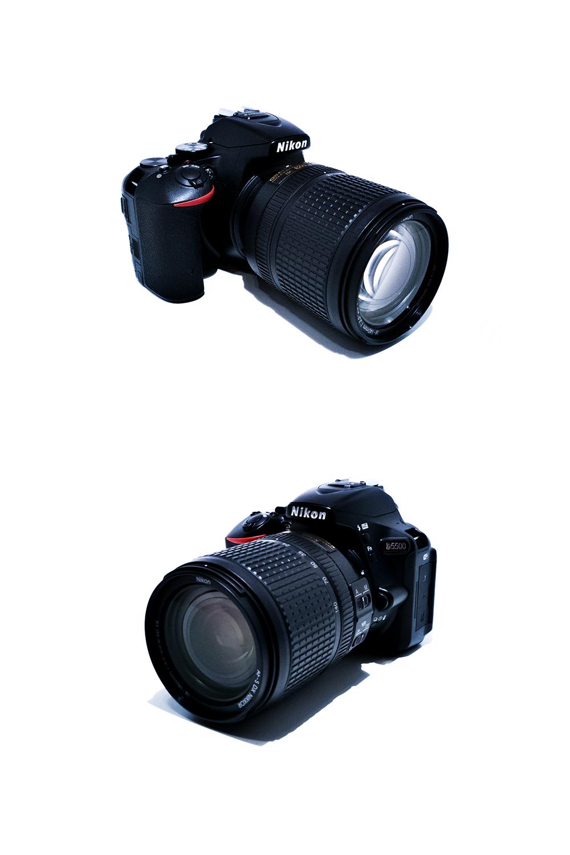 Nikon D5500 18-140mm