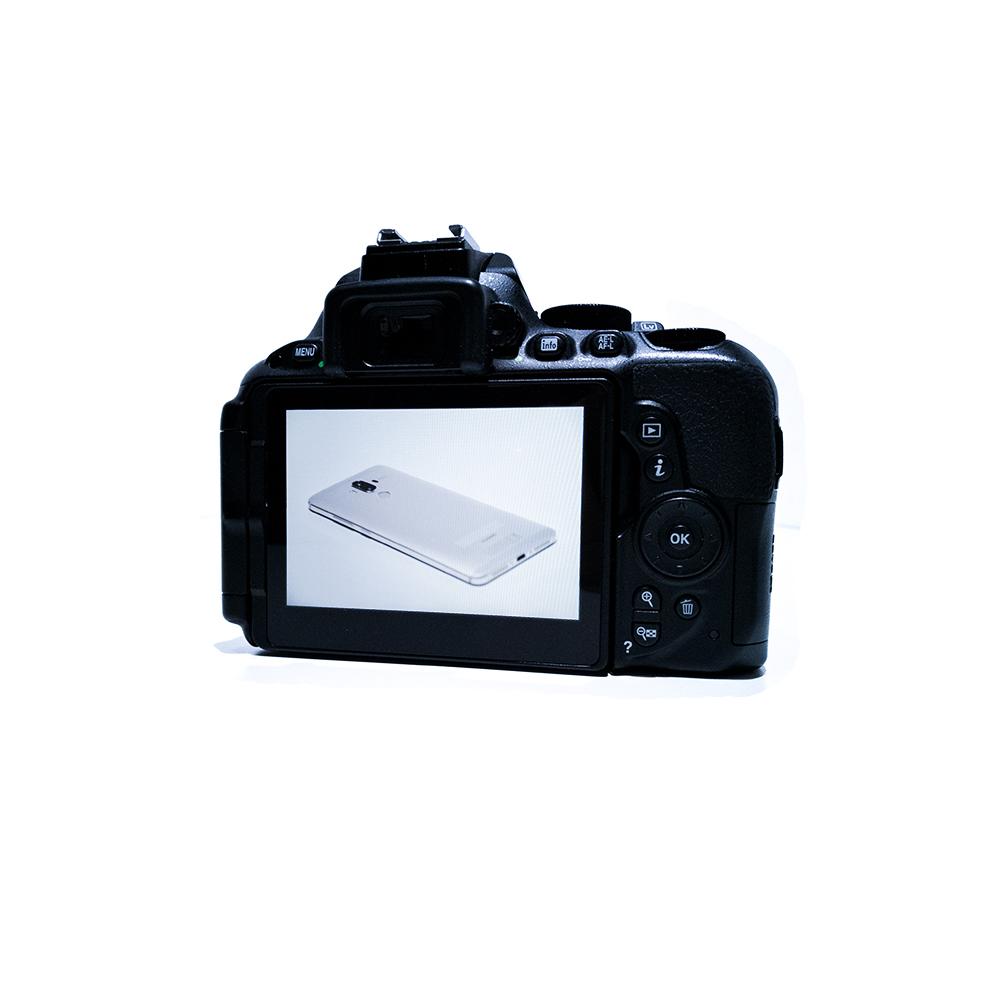 Nikon D5500 Bildschirm