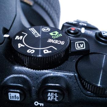 Nikon D5500 Detail 1