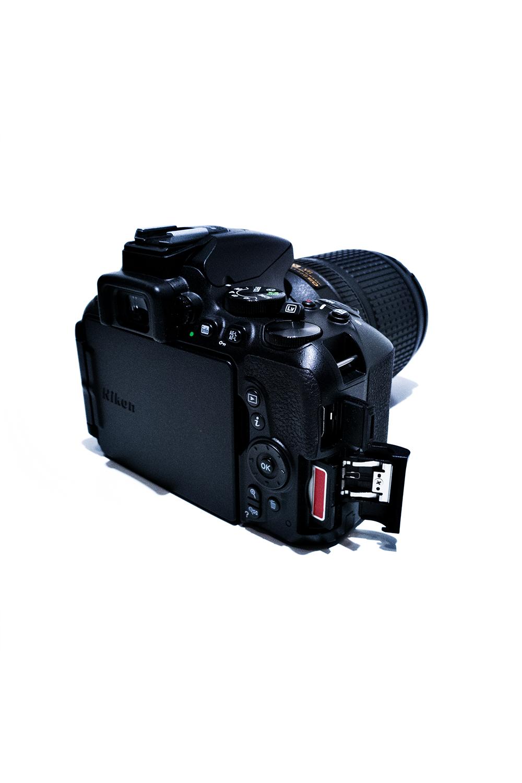 Nikon D5500 SD-Karte